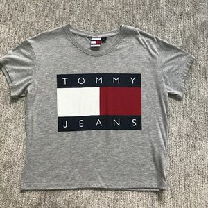 TOMMY HILFIGER Graphic T-Shirts